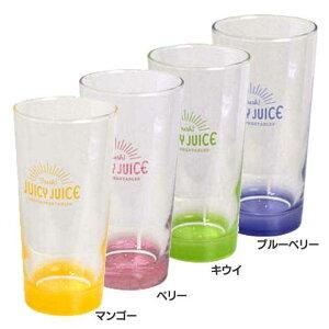 フルーシー タンブラーグラス 226304ガラスコップ コップ tumbler グラス ドリンク サブヒロモリ マンゴー ベリー キウイ ブルーベリー【D】【B】