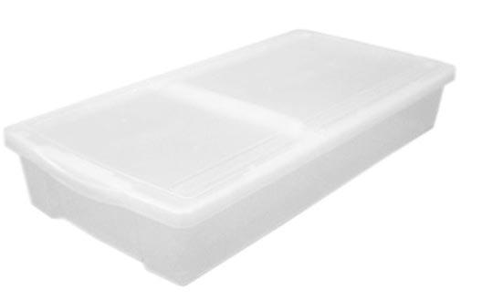 【単品】ベッド下ボックス UB-950 ナチュラルベッド下 すき間収納 隙間収納 収納ケース 衣類 収納 衣装ケース 蓋付き クローゼット 押入れ プラスチック アイリスオーヤマ
