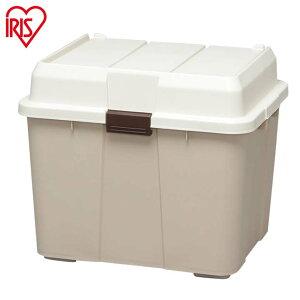 ワイドストッカー WY-540屋外収納 屋内収納 収納ボックス 収納ケース 多目的収納BOX レジャー 海 プラスチック製 ベランダ収納 屋外 灯油缶収納 灯油タンク収納 ポリタンク収納 アイリスオー