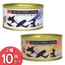 木の屋 さんま缶詰 2種10缶セット【TD】食品 詰合せ