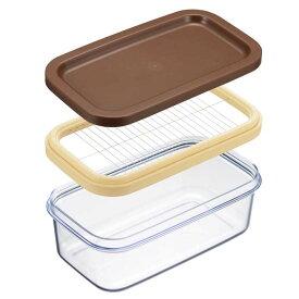 ホームベーカリー倶楽部 保存ができるバターカッター SJ1994バターカッター バターケース パン作り 保存ケース 【D】 【ヨシカワ】