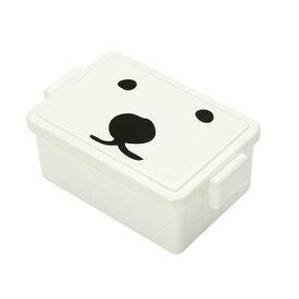 じぇるく〜ま 保冷剤一体型ランチボックス ボス 0201-0003弁当箱 ランチケース シロクマ ホッキョクグマ 三好製作所 【D】【B】