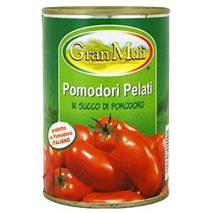 グラン・ムリ ホールトマト缶(400g)[パスタ/缶詰/スパゲッティー/スパゲティ/スパゲティー/スパゲッティ/イタリアン]【k.s.g】【D】【楽ギフ_包装】