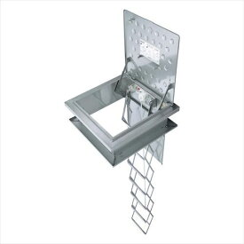メーカー直送 ヤマトプロテック 避難はしご [RKC-680-40(RH-7XF)] 非常用避難口レクスター避難ハッチ「改修用RKCタイプ」ハッチ枠・梯子セット 7段