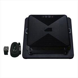 メーカー欠品中 納期未定 アテックス ルルド シェイプアップボード [AX-HXL300] ブラック ATEX