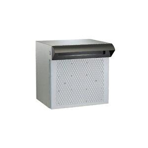 HSK ポスト 戸建用 ステンレス ポスト差入口 [673-BK] ハッピー金属