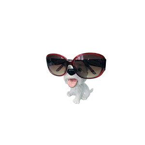 メーカー直送 東洋石創 The GROBAL MARKET(グローバルマーケット) 眼鏡スタンド(ホワイトテリア) [32003] 海外雑貨 輸入雑貨 W90×H110×D80 ○