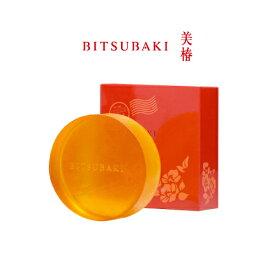 【椿本舗】オレイン酸86%の椿オイル 美椿スキンケアソープ 天然成分100% 枠練り石鹸 もちもち泡