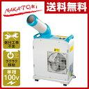 【あす楽】 ナカトミ(NAKATOMI) ミニスポットエアコン (単相100V) キャスター付き SAC-1800N 小型 スポットクーラー …