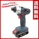 ナカトミ(NAKATOMI) 18V 充電インパクトドライバー NID-18N 電動ドライバー 充電式ドライバー 充電式インパクトドライ…