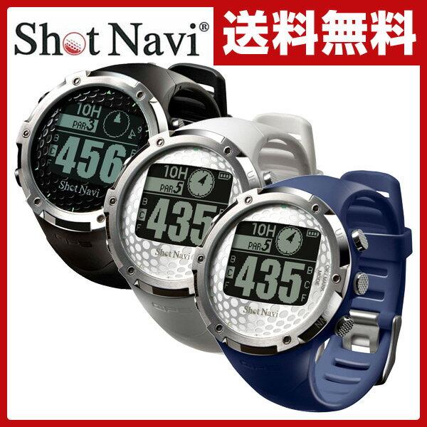 【3%OFFクーポン 2/26 9:59まで】 ショットナビ(Shot Navi)腕時計型 GPSゴルフナビフェアウェイナビ機能搭載 W1-FW GPSゴルフナビ ゴルフ 距離計測器 ナビゲーション 【送料無料】