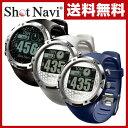 ショットナビ ショットナビ(Shot Navi) 腕時計型 GPSゴルフナビフェアウェイナビ機能搭載 W1-FW GPSゴルフナビ ゴルフ 距離計測器 ナビゲー...