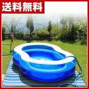 ユーザー(USER) プール下マット U-Q549 ブルーストライプ 家庭用プール プール ビニールプール シート マット 【送料無料】