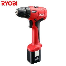 充電式ドライバドリル BD-7200 電動ドライバー 充電ドライバー 充電式ドライバー リョービ(RYOBI) 【送料無料】