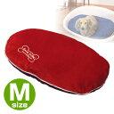 ペット用ベッド ファンタジスタ クッション M FS-2CD レッド/ブルーのリバーシブル ペットソファ ペット用ベッド ペッ…