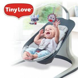 TinyLove(タイニーラブ) 2in1 ネイチャーズウェイ バランス&スイング(対象年齢 新生児から11.3kgまで) NI-5090069001 バウンサー ベビーバウンサー ベビー 赤ちゃん 日本育児 【送料無料】