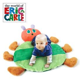 EricCarle(エリックカール) はらぺこあおむし インテリアふんわりマット マット あかちゃん 赤ちゃん キャラクター かわいい はらぺこあおむし 日本育児 【送料無料】