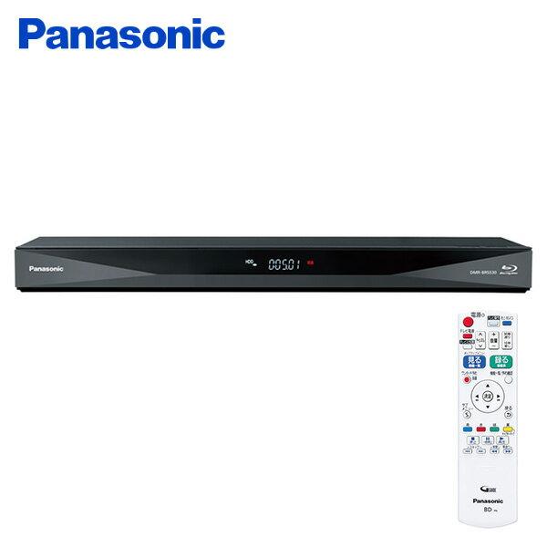 パナソニック(Panasonic) 500GB 1チューナー ブルーレイレコーダー DIGA DMR-BRS530 レギュラーディーガ 1チューナー ブルーレイ Blu-ray ディーガ 録画 【送料無料】【あす楽】