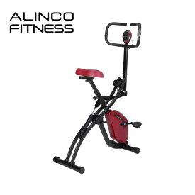 ホースライダーバイク AFB4618 フィットネスバイク クロスバイク エクササイズバイク ローイングマシン アルインコ ALINCO【送料無料】