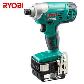 14.4V 充電式インパクトドライバー BID-1417L5 インパクトドライバー 電動工具 電動ドライバー 充電ドライバー リョービ(RYOBI) 【送料無料】