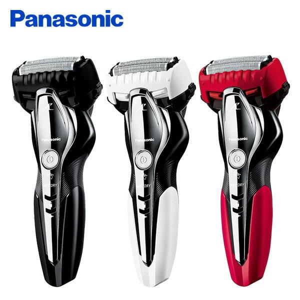 パナソニック(Panasonic) ラムダッシュ(LAMDASH) メンズシェーバー 3枚刃 ES-ST2Q-K/-W/-R 電気シェーバー 髭剃り かみそり カミソリ 防水 お風呂で使える 【送料無料】【あす楽】