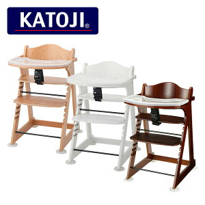 プレミアムベビーチェア MAMY 木製ハイチェア(お座りが出来るようになってから60kgまで) 22380/22385/22709 正規品 ベビー 赤ちゃん チェア ベビーチェア イス 椅子 いす カトージ(KATOJI) 【送料無料