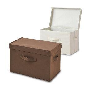 2個セット 収納ボックス フタ付き 折りたたみ カラーボックス 対応 YTCF-2PF 2個組 インナーボックス インナーケース どこでも収納ボックス 収納ケース ラック 山善 YAMAZEN【送料無料】