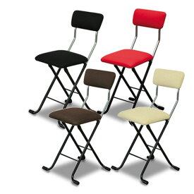 【国産】折りたたみチェア Jメッシュチェア MSH-49 折りたたみチェアー 折り畳みチェアー 椅子 イス いす チェア チェアー 背もたれ付き ルネセイコウ 【送料無料】