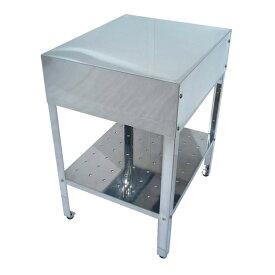 アウトドアキッチン ワークテーブル(幅45cm) SK-450W シンク 屋外 ガーデン サンカ(SANKA) 【送料無料】