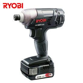 充電式 インパクトドライバ BID-1415 電動ドライバー 充電式ドライバー 充電インパクトドライバー リチウムイオン DIY リョービ(RYOBI) 【送料無料】