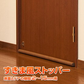 すきま風ストッパー ドア用 U-P675 ブラウン 防寒対策 断熱 冷気対策 ユーザー(USER) 【送料無料】