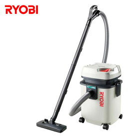乾湿両用 集じん機集じん容量 (乾燥21L/液体18L) VC-1250 集塵機 集じん機 掃除機 掃除 清掃 液体 クリーナー リョービ(RYOBI) 【送料無料】