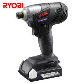 18V 充電式インパクトドライバー BID-1805 インパクトドライバー 電動工具 電動ドライバー 充電ドライバー リョービ(RYOBI) 【送料無料】