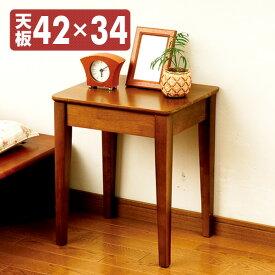 サイドテーブル BST-4035(DOL) ダークオリーブ トレーテーブル ベットサイドテーブル 山善 YAMAZEN【送料無料】 1006D
