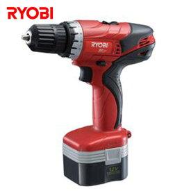 充電式ドライバドリル BD-122 電動ドライバー 充電ドライバー 充電式ドライバー リョービ(RYOBI) 【送料無料】
