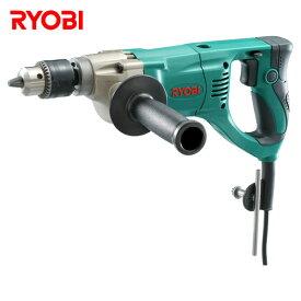 ドリル 鉄工13mm 木工30mm D-1300VR 電気ドリル 電動ドリル 油圧工具 電動工具 作業工具 リョービ(RYOBI) 【送料無料】