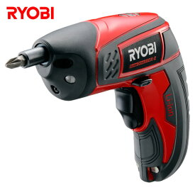 3.6V 充電式スクリュードライバー BDX-2 ドリルドライバー 充電ドリルドライバー 電動工具 油圧工具 リョービ(RYOBI) 【送料無料】