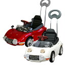 乗用玩具 トヨタ(TOYOTA) 2000GT 押し手付きペダルカー(対象年齢1.5-4歳) TGT-H 乗物玩具 乗り物 ペダル式 ペダル式乗…