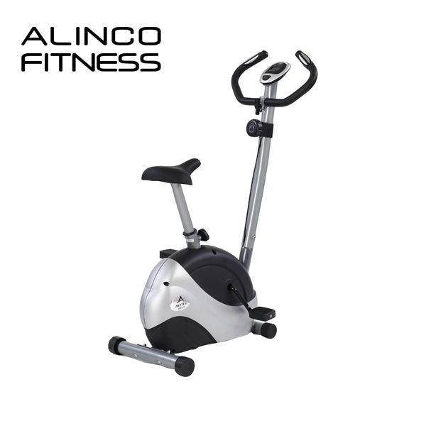 エアロマグネティックバイク AFB5115 エクササイズバイク フィットネスバイク シェイプアップ ダイエット アルインコ ALINCO【送料無料】【あす楽】