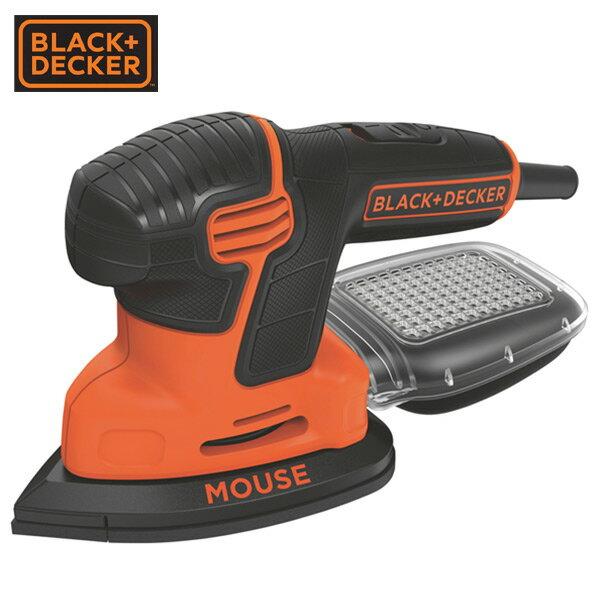 ブラックアンドデッカー(BLACK&DECKER) 高集塵マウスサンダー KA2000-JP 電動サンダー 電動工具 研磨機 研磨器 【送料無料】【あす楽】