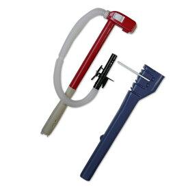 【自動停止型】ファインポンプセットケース付II CP-21C 電動灯油ポンプ 電動ポンプ 石油ストーブポンプ 石油ファンヒーターポンプ センタック(SENDAK) 【送料無料】