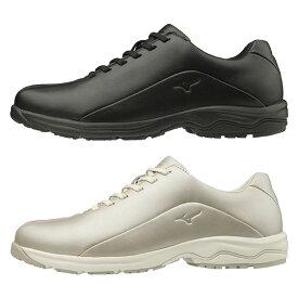 LD40V ウォーキングシューズ レディース B1GD191709/B1GD191749 ブラック ウォーキングシューズ レディース シューズ 靴 スニーカー 軽い ビジネス おしゃれ ミズノ(MIZUNO) 【送料無料】