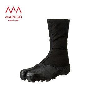 足袋 メンズ スパイク10枚 SP10 09:黒 作業靴 ワーキングシューズ 安全シューズ 足袋 丸五 マルゴ 【送料無料】