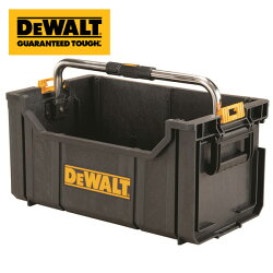 DEWALTデウォルトトート型ツールボックスタフシステムTOUGHSYSTEMTOTEDS280DWST1-75654