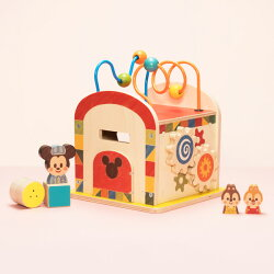 KIDEAKIDEABUSYBOXミッキー&フレンズ対象年齢1.5歳からTYKD00603