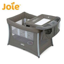 Joie(ジョイー) プレイヤードイリュージョン(新生児から体重15kg頃まで) 63930 正規品 ベビー 赤ちゃん ベッド 収納棚 ミニ 小さい コンパクト 折りたたみ プレイヤード ベビーサークル カトージ(KATOJI) 【送料無料】
