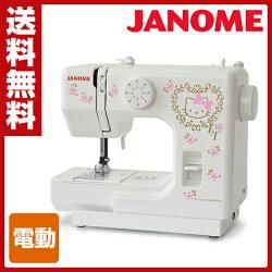 ジャノメハローキティミシンKT-35