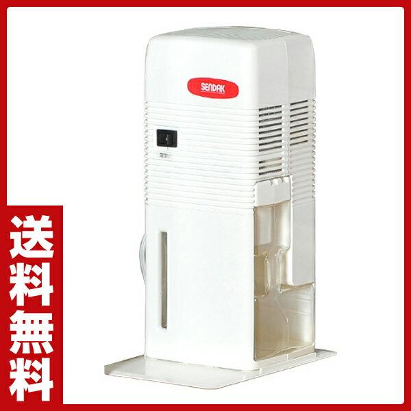 【あす楽】 センタック(SENDAK) 電子吸湿器 QS-101 ホワイト コンパクト除湿機 除湿器 除湿乾燥機 押入れ 押し入れ クローゼット 下駄箱 【送料無料】