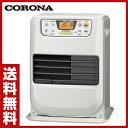 コロナ(CORONA) メーカー3年保証 石油ファンヒーター ミニ(mini)シリーズ (木造7畳まで/コンクリート9畳まで) FH-M2516Y(W) シェルホワイト 石油ヒーター ファンヒーター