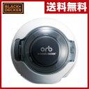 ブラックアンドデッカー(BLACK&DECKER) 充電式ハンディークリーナー オーブ ORB48W ホワイト コードレスクリーナー 掃除機 部屋 車内 【送料...